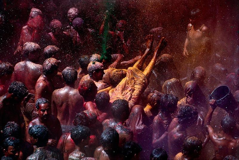 Holi Festival Vrindavan