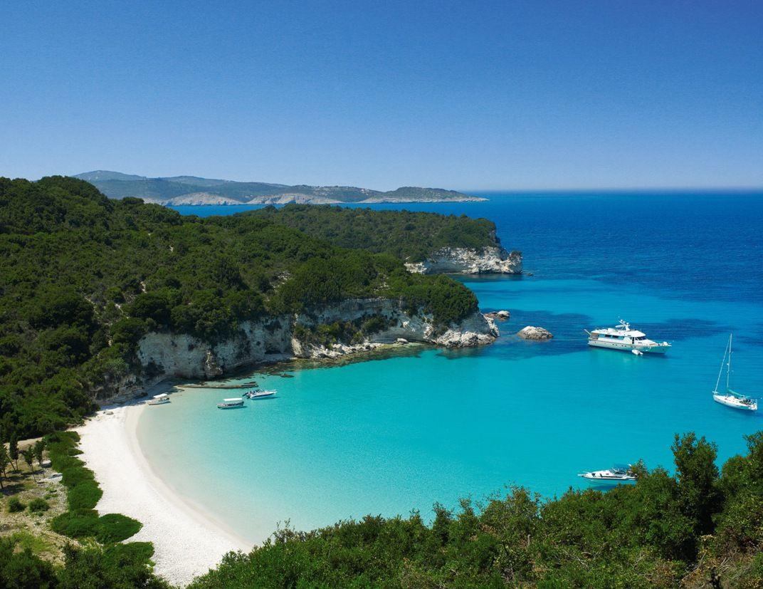 Circuito Grecia : Las 8 islas más bonitas de grecia