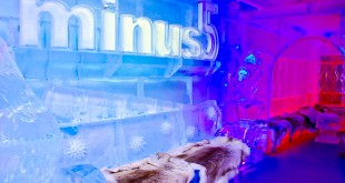 Minus5 Ice Bar nueva york