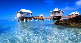 Playa en las islas Bermudas