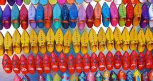 Calzado en marrakech
