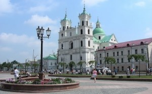 Catedral farny, bielorrusia