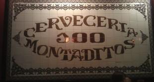 Cerveceria 100 montaditos