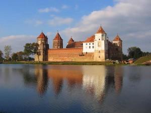 Fortaleza de mir bielorrusia