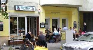 Restaurante Esswerk, Berlin