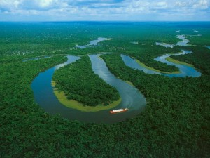 Río amazonas brasil