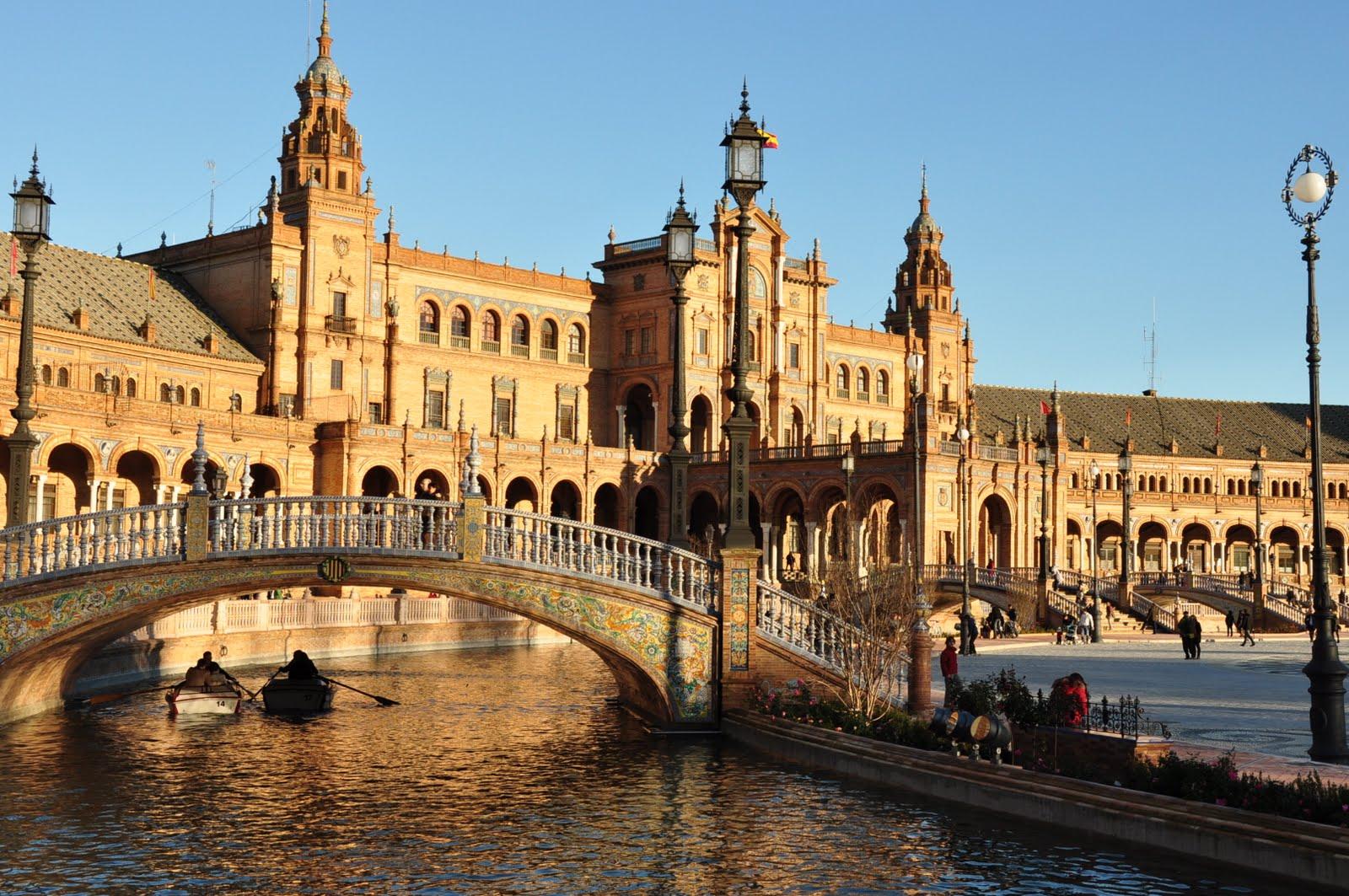 10 lugares que tienes que ver en sevilla for Arquitectura que ver en madrid