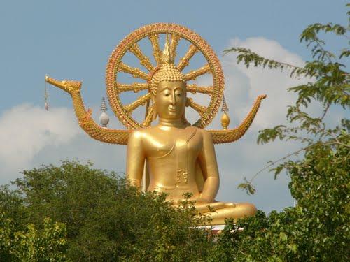 Buda de Wat Phra Yai