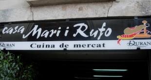 Casa mari y rufo, barcelona
