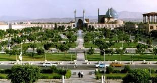 Naghsh-i Jahan, Isfahán