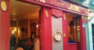 Cafe manuela, Madrid