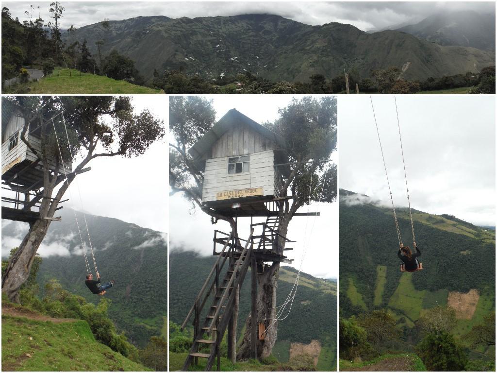 Casa del árbol, Ecuador
