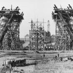 Construcción de la Torre Eiffel