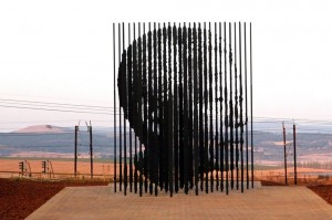 Monumento nelson mandela, howick