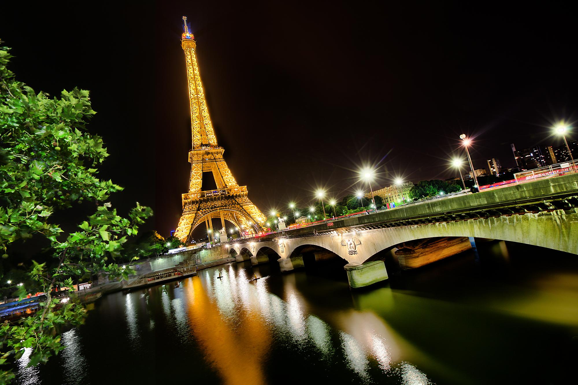 Imgenes de la Torre Eiffel En Alta Definicin HD