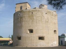 Faro Torre Grande, Oristano