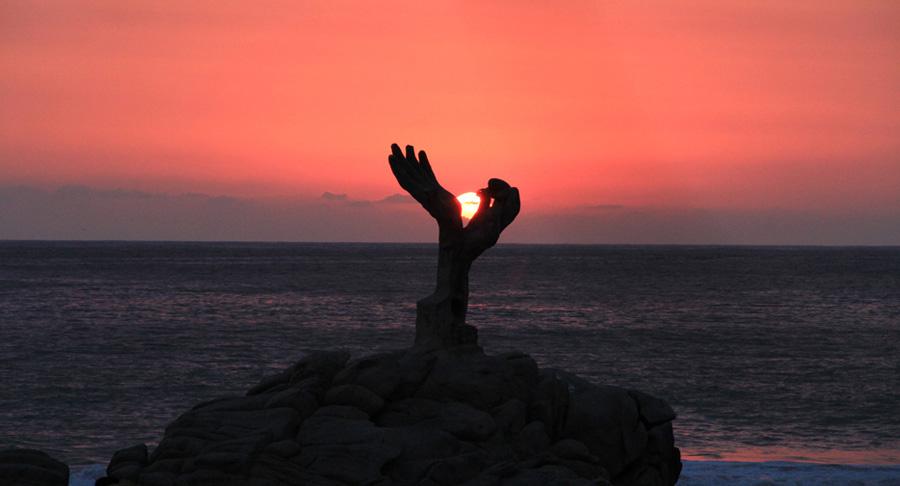 Puerto Escondido, Amanecer