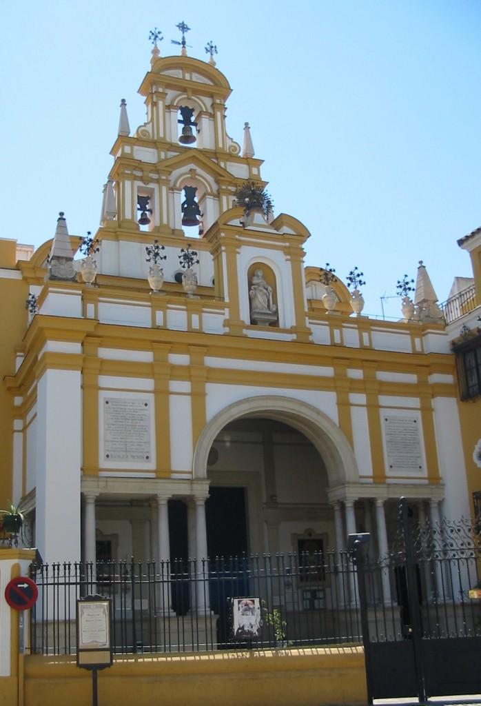 Basilica de la Macarena, Sevilla