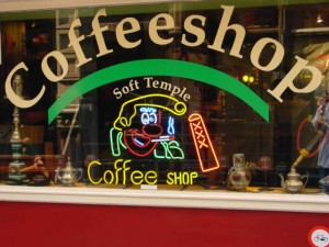 Coffee shops Amsterdam