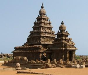 Mamallapuram, la India