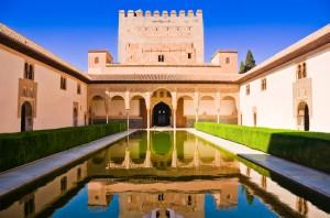alhambra, palacios nazaries