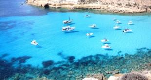 Isla de los conejos, Lampedusa