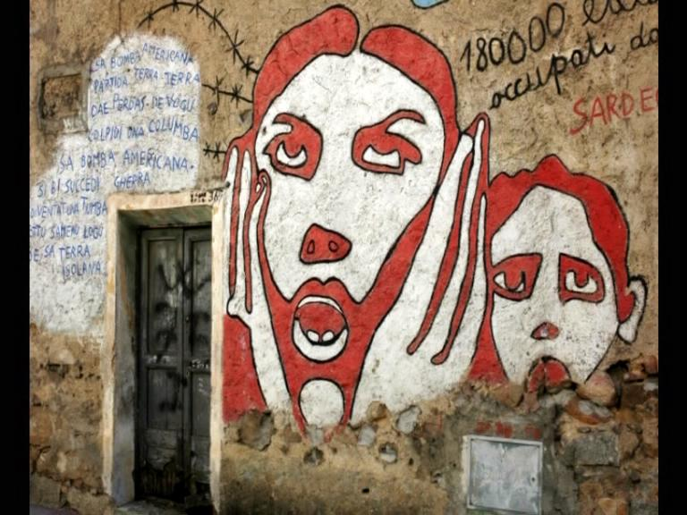 Murales de Orgosolo