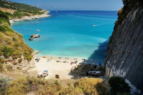Playa Alykes, Zante