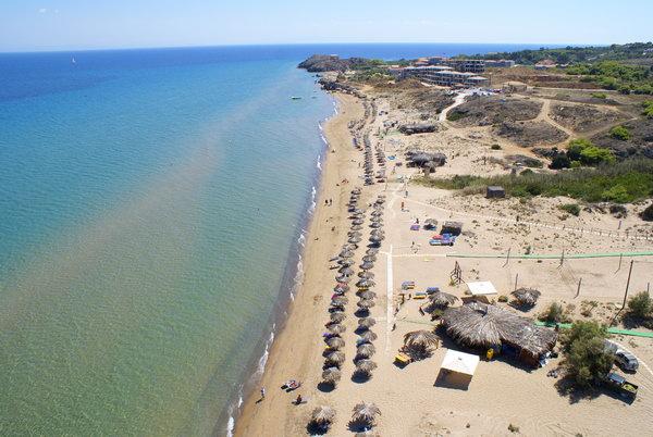 Playa Banana, Zante