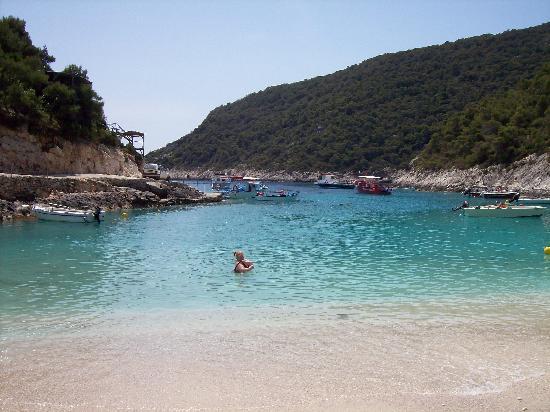 Playa de Argassi, Zante