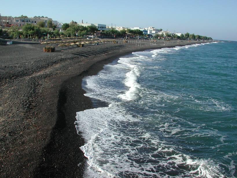 Playa de Kamari