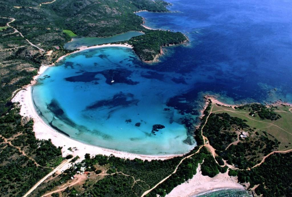 Playa de la Rondinara