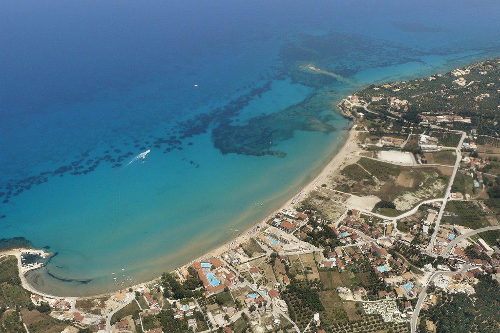 Playa Tsivili, Zante