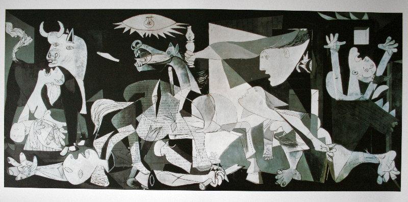 Guernica, Reina Sofia