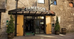 jameson old distillery dublin