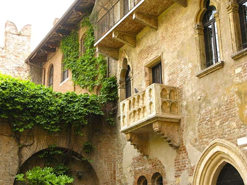 Balcon de Romeo y Julieta