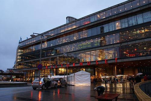 Kulturhuset, Estocolmo