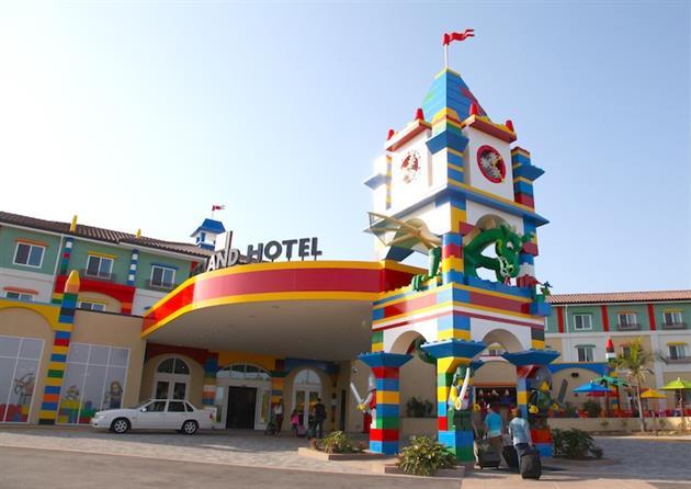 Legoland Hotel Carlsbad, California