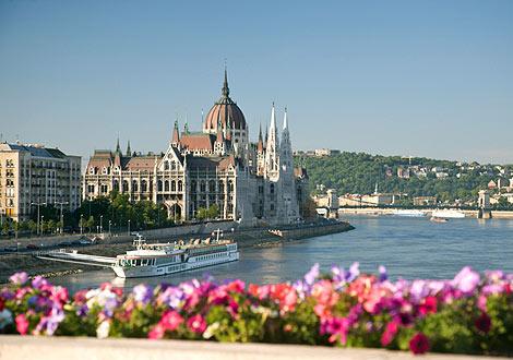 Crucero fluvial en Budapest