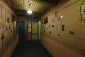 Interior de la casa de Ana Frank