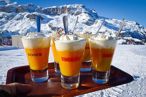 La bebida de los alpes italianos: el Bombardino