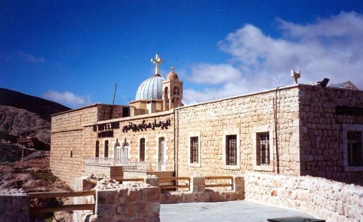 Monasterio de Mar Sarkis