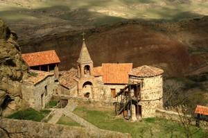 monasterio david gareja