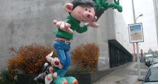 museo del comic de bruselas