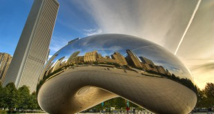 El Cloud Gate