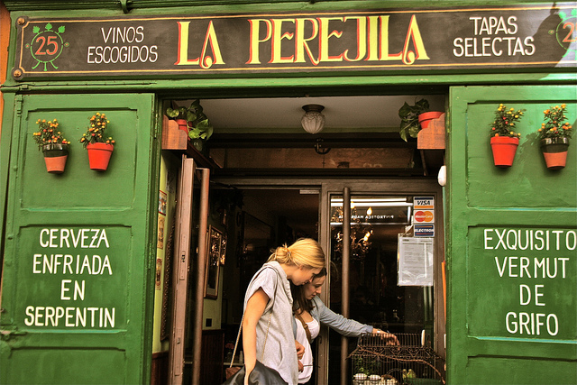 La Perejila, Madrid