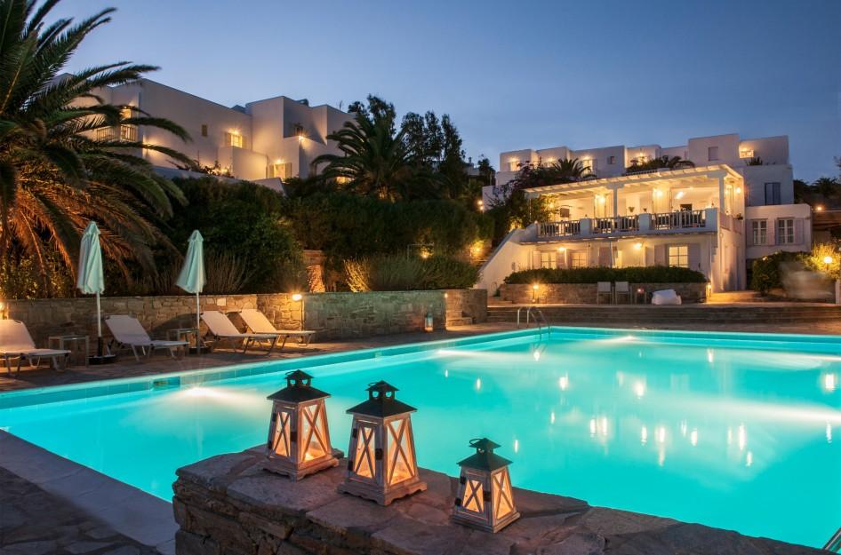 Akrotiri Hotel, Paros