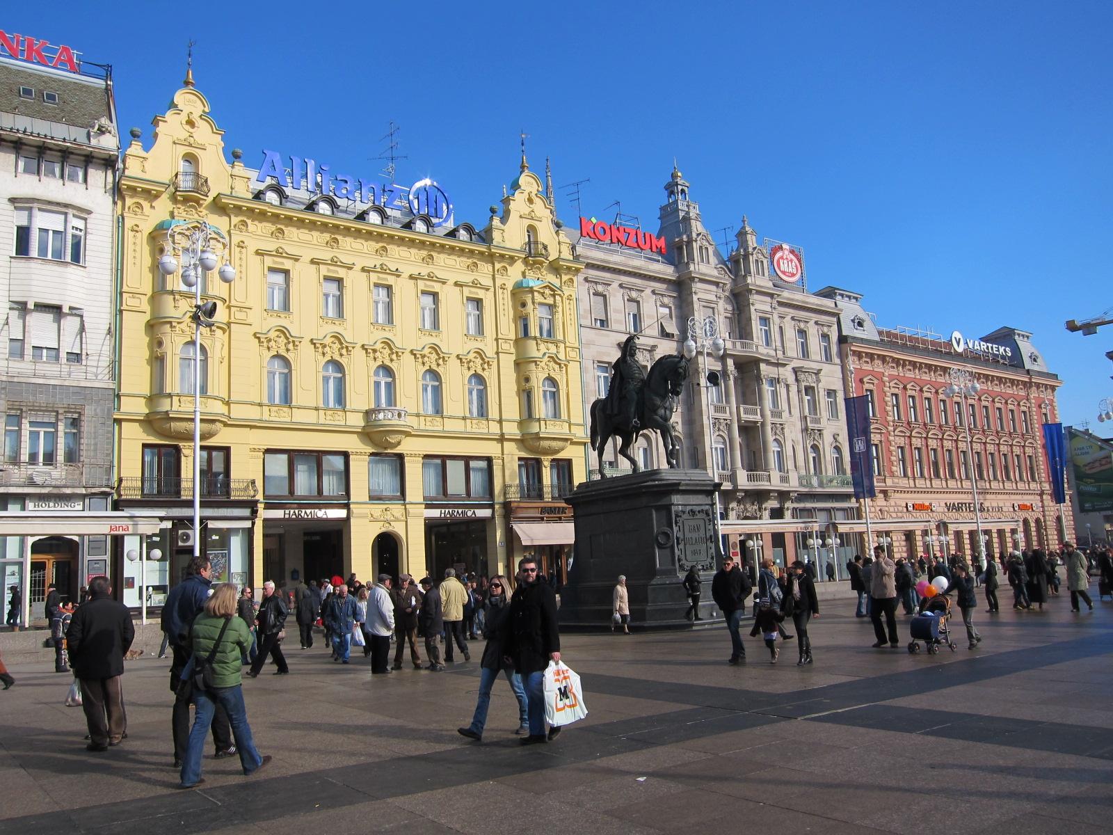 Plaza Jelačić