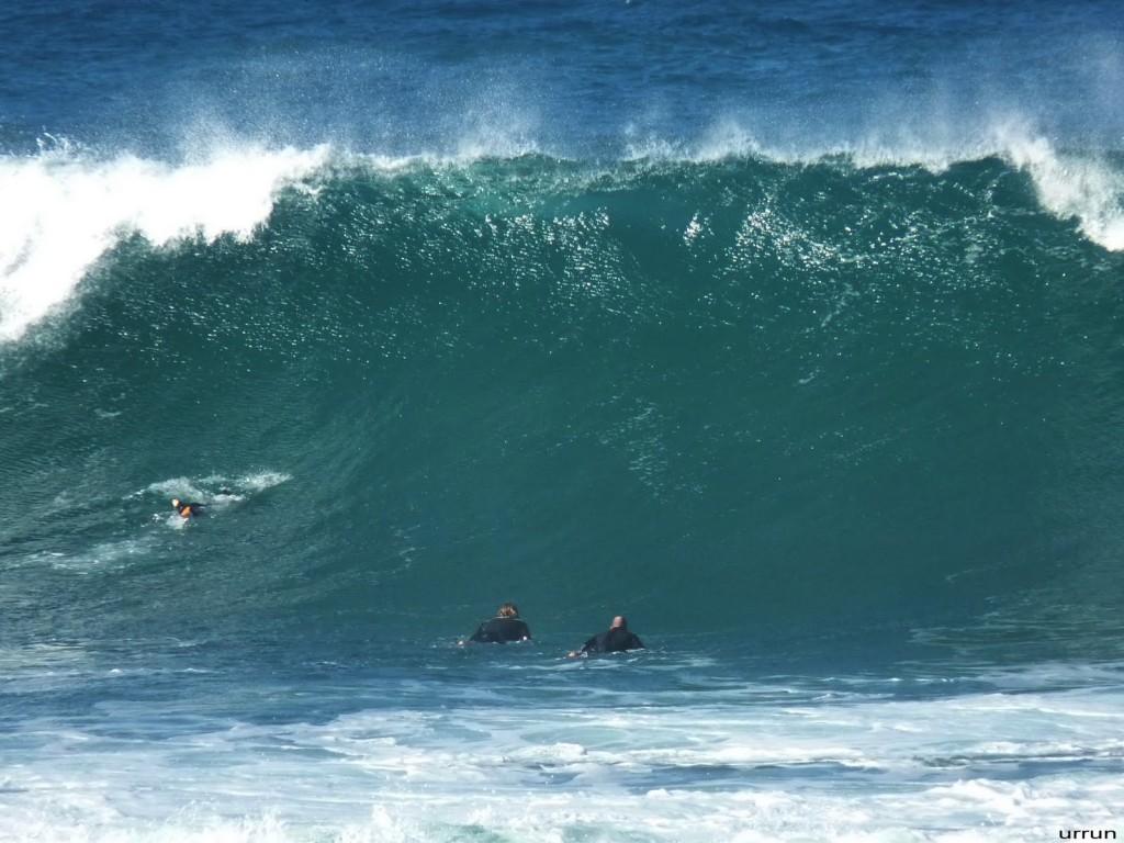 Surf en Zurriola
