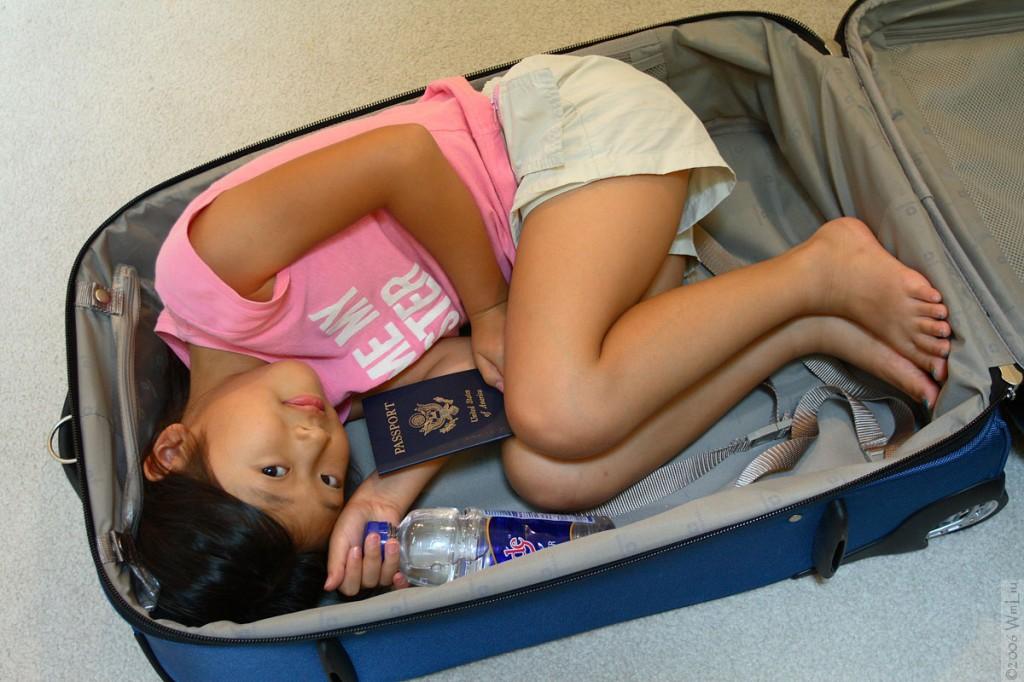 Una buena manera de llenar una maleta